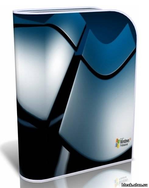 Windows XP Professional 32-bit en-US - Black Edition v2009